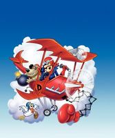 Dastardly and Muttley in Their Flying Machines movie poster (1969) picture MOV_2f7b2e9a
