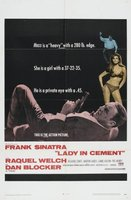 Lady in Cement movie poster (1968) picture MOV_2f7dd9de