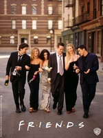 Friends movie poster (1994) picture MOV_2f7e683d