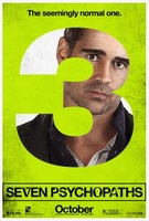 Seven Psychopaths movie poster (2012) picture MOV_2f867e7a