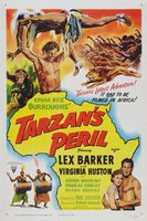 Tarzan's Peril movie poster (1951) picture MOV_2f8a4336