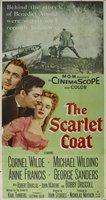 The Scarlet Coat movie poster (1955) picture MOV_2f8b5791
