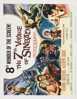 The 7th Voyage of Sinbad movie poster (1958) picture MOV_2f8f69c5