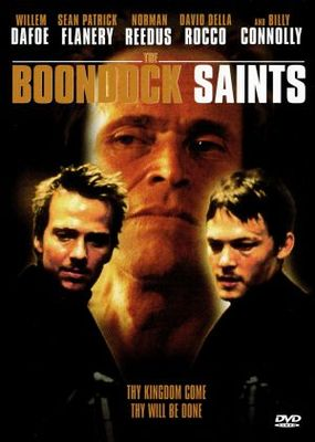 The Boondock Saints movie poster (1999) poster MOV_2f93587e