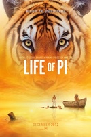 Life of Pi movie poster (2012) picture MOV_2f9447ea
