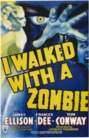 I Walked with a Zombie movie poster (1943) picture MOV_2f94ce3a