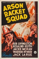 Arson Gang Busters movie poster (1938) picture MOV_2fa08481