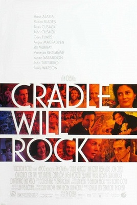 Cradle Will Rock movie poster (1999) poster MOV_2fa47127