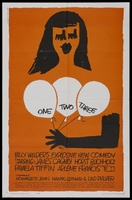 One, Two, Three movie poster (1961) picture MOV_2faedbc5