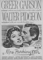 Mrs. Parkington movie poster (1944) picture MOV_2fb32392