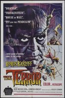 The Terror movie poster (1963) picture MOV_2fb44b14