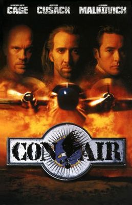 Con Air movie poster (1997) poster MOV_2fbb6d2d