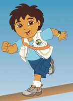 Go, Diego! Go! movie poster (2005) picture MOV_2fbf951f