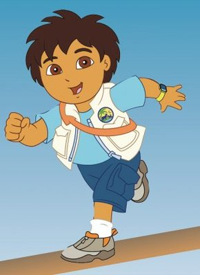 Go, Diego! Go! movie poster (2005) poster MOV_2fbf951f