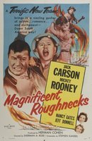 Magnificent Roughnecks movie poster (1956) picture MOV_2fbfd02e