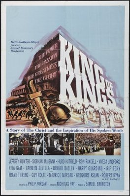 King of Kings movie poster (1961) poster MOV_2fc4b152