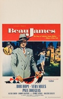Beau James movie poster (1957) picture MOV_2fc607ee