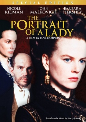 The Portrait of a Lady movie poster (1996) poster MOV_2fc8048e