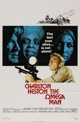 The Omega Man movie poster (1971) poster MOV_2fc83622