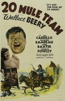 20 Mule Team movie poster (1940) picture MOV_2fcdb551