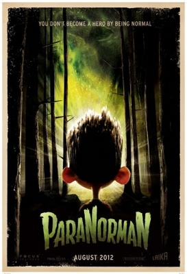 ParaNorman movie poster (2012) poster MOV_2fd0ab8a