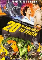 20 Million Miles to Earth movie poster (1957) picture MOV_6cc82745