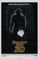 Friday the 13th Part III movie poster (1982) picture MOV_2fdf35ed