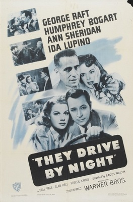 They Drive by Night movie poster (1940) poster MOV_2fe36850