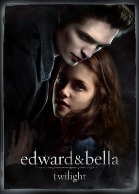 Twilight movie poster (2008) poster MOV_2fe620eb