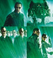 The Matrix Revolutions movie poster (2003) picture MOV_2fe6de9f