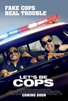 Let's Be Cops movie poster (2014) picture MOV_2fed65e4