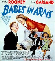 Babes in Arms movie poster (1939) picture MOV_2fefe7b4