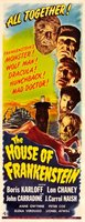 House of Frankenstein movie poster (1944) picture MOV_2ff45678