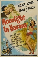 Moonlight in Havana movie poster (1942) picture MOV_2ff4edd9