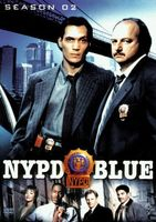 NYPD Blue movie poster (1993) picture MOV_2ffa7bf8