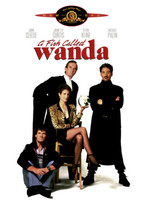 A Fish Called Wanda movie poster (1988) picture MOV_d74c4ffb