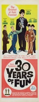 30 Years of Fun movie poster (1963) picture MOV_3000233e