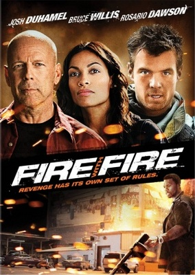 Fire with Fire movie poster (2012) poster MOV_3001c1de