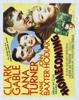 Homecoming movie poster (1948) picture MOV_3002dd2b