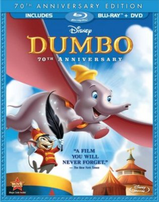 Dumbo movie poster (1941) poster MOV_300b51ce