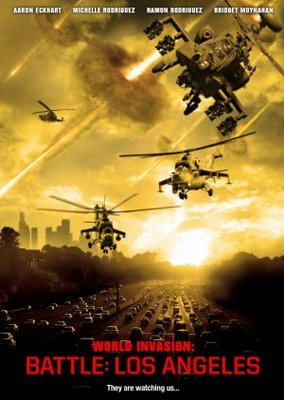 Battle: Los Angeles movie poster (2011) poster MOV_300b59d7