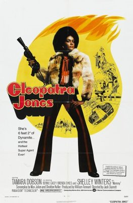Cleopatra Jones movie poster (1973) poster MOV_300ca80e