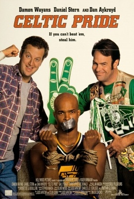 Celtic Pride movie poster (1996) poster MOV_3010495b