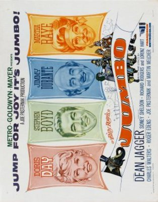 Billy Rose's Jumbo movie poster (1962) poster MOV_3010d729