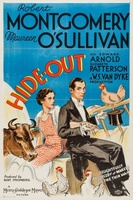 Hide-Out movie poster (1934) picture MOV_301538e7