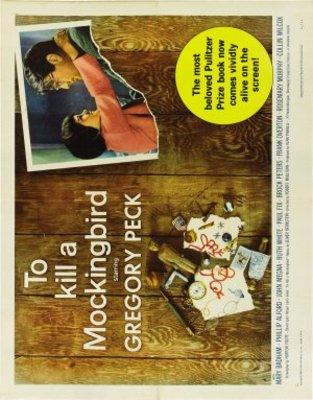 To Kill a Mockingbird movie poster (1962) poster MOV_3016bf6b