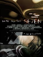 Se7en movie poster (1995) picture MOV_f7cdb722