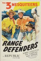 Range Defenders movie poster (1937) picture MOV_301bd8a0