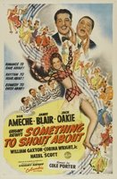 Something to Shout About movie poster (1943) picture MOV_301c76b8