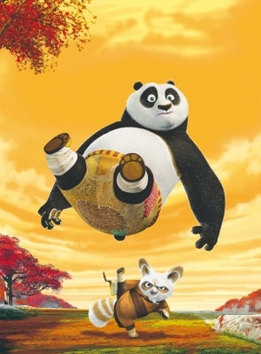 Kung Fu Panda movie poster (2008) poster MOV_301f0243